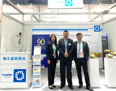 We are at Chinaplas 2021